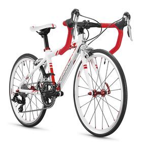 s'cool raX 20 Rower dziecięcy  czerwony/biały